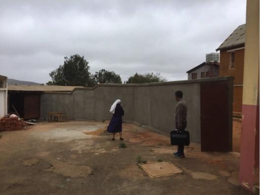 2017 – Les travaux réalisés à Talata